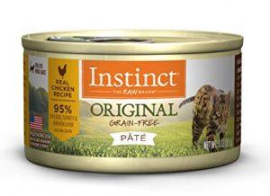 Nature's Valley Instinct Grain Free Wet Cat Food