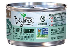 Purina Beyond Natural Grain Free Ocean White and Egg Recipe
