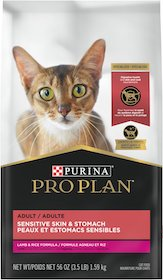 Purina Cat Chow Sensitive Stomach Gentle Dry Cat Food